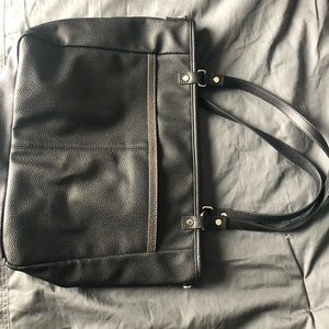 Thirty one reversible tote